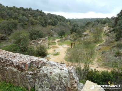Molinos Río Perales; foros senderismo; grupos para hacer senderismo en madrid;mochila para trekking